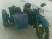 Продам мотоцикл урал.