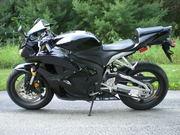 2012,  Honda CBR 600 RR мотоцикл спортивный мотоцикл