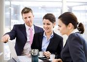 Требуется менеджер в офис  с функциями администратора