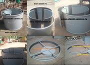 Формы для производства колодезных жб колец