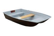 Лодки собственного производства из стеклопластика