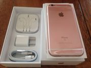 iPhone 6S 128 гигабайтный разблокирована России розовое золото