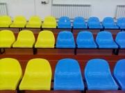 пластиковые сиденья собственного производства