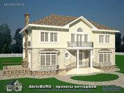 Готовые проекты коттеджей и загородных домов AbrisBURO