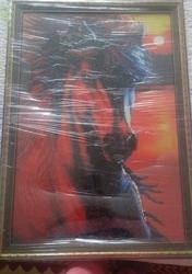 Картина вышитая бисером ручная работа  Технологии 5D