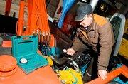Диагностика и ремонт гидросистемы спецтехники