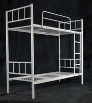 Кровати металлические для хостелов