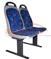Антивандальные сиденья  в городские  автобусы,  маршрутки,  нА