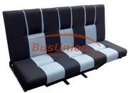 Автомобильный диван для монтажа в салон микроавтобуса. Авто