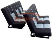 Автомобильный диван для монтажа в салон микроавтобуса.