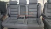 VIP Диван в микроавтобус в любой обивке. Предназначен для повышения