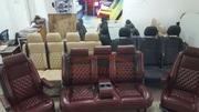 VIP Диван в микроавтобус