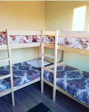 Проживание в хостеле