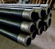 Труба стальная ВУС изоляция футерованная пластмассовой трубой